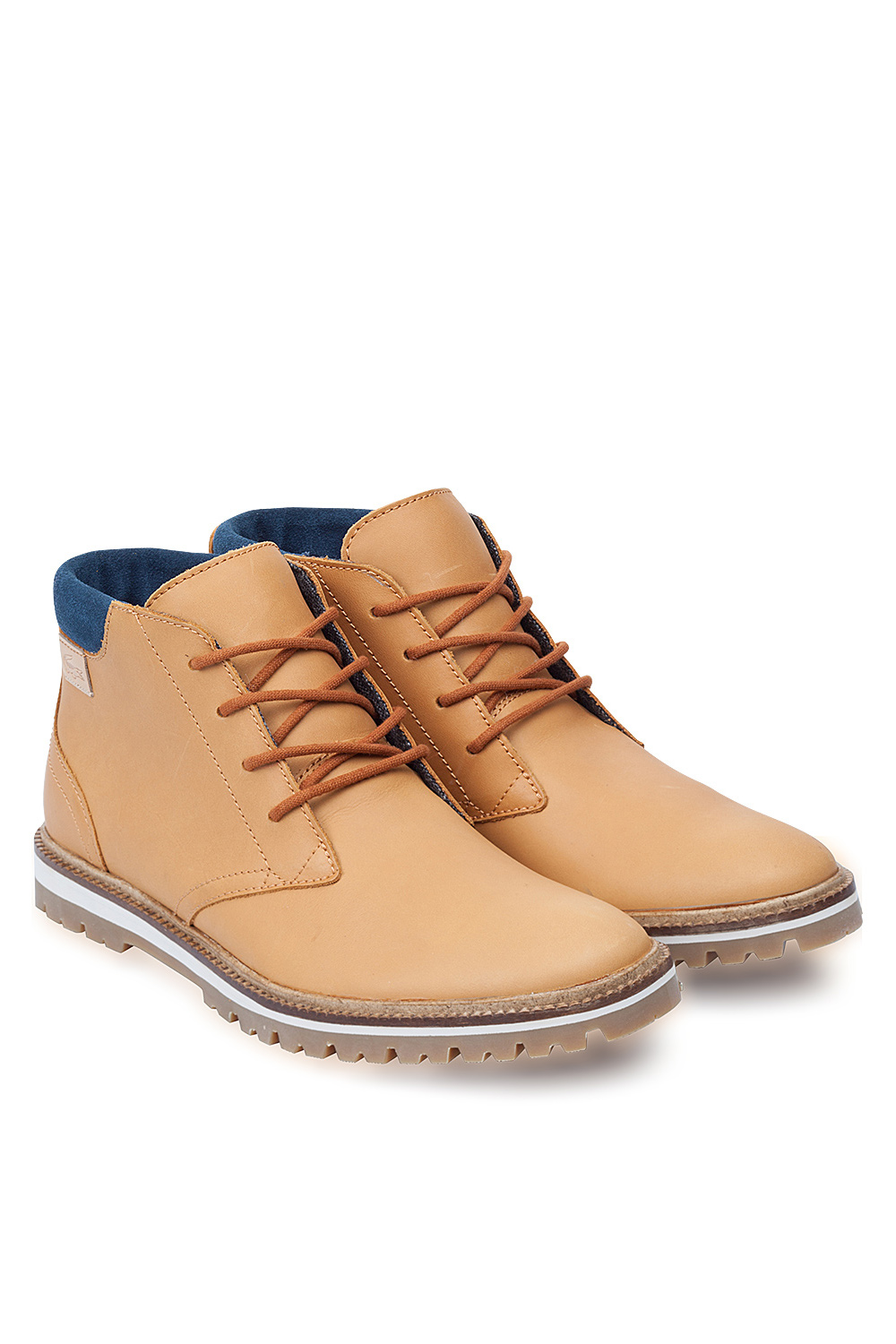 34a05616d99891 Lacoste Montbard Chukka Srm Boots Taba