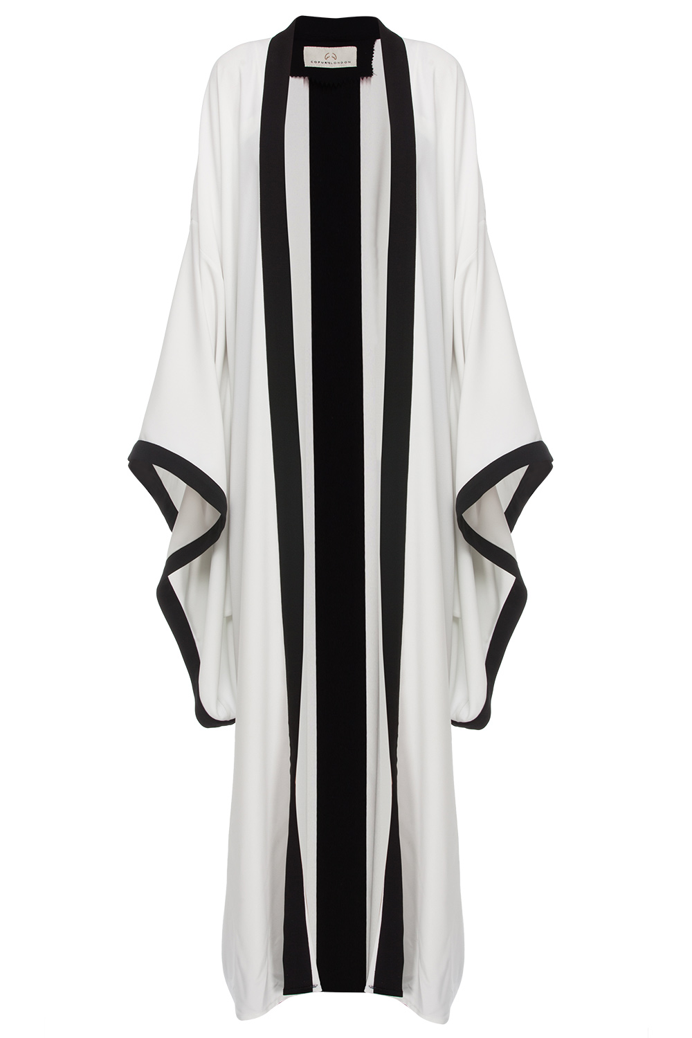 Copur S London Copurs Signature Kimono Black White 365ist