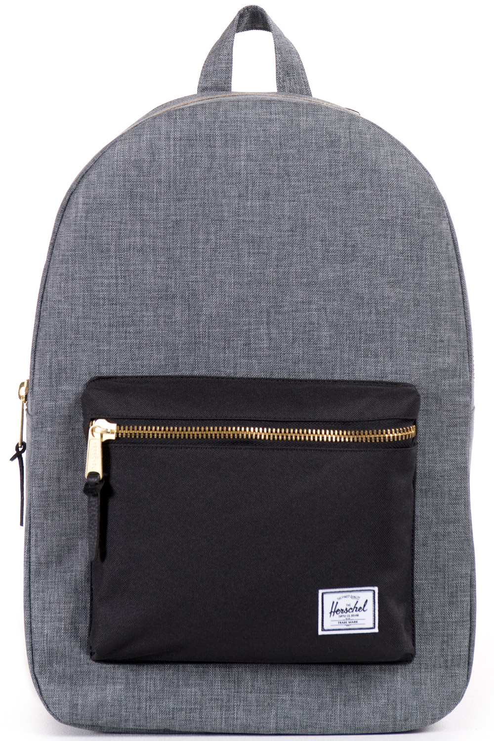 Herschel Settlement Backpack Grey   Black  33769038b8a0a