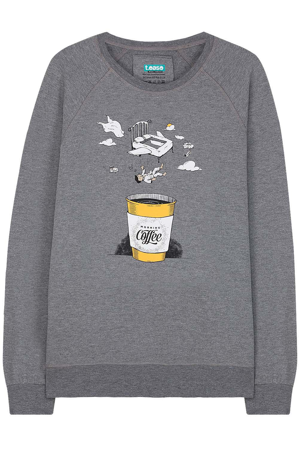 Morning Coffee Sweatshirt