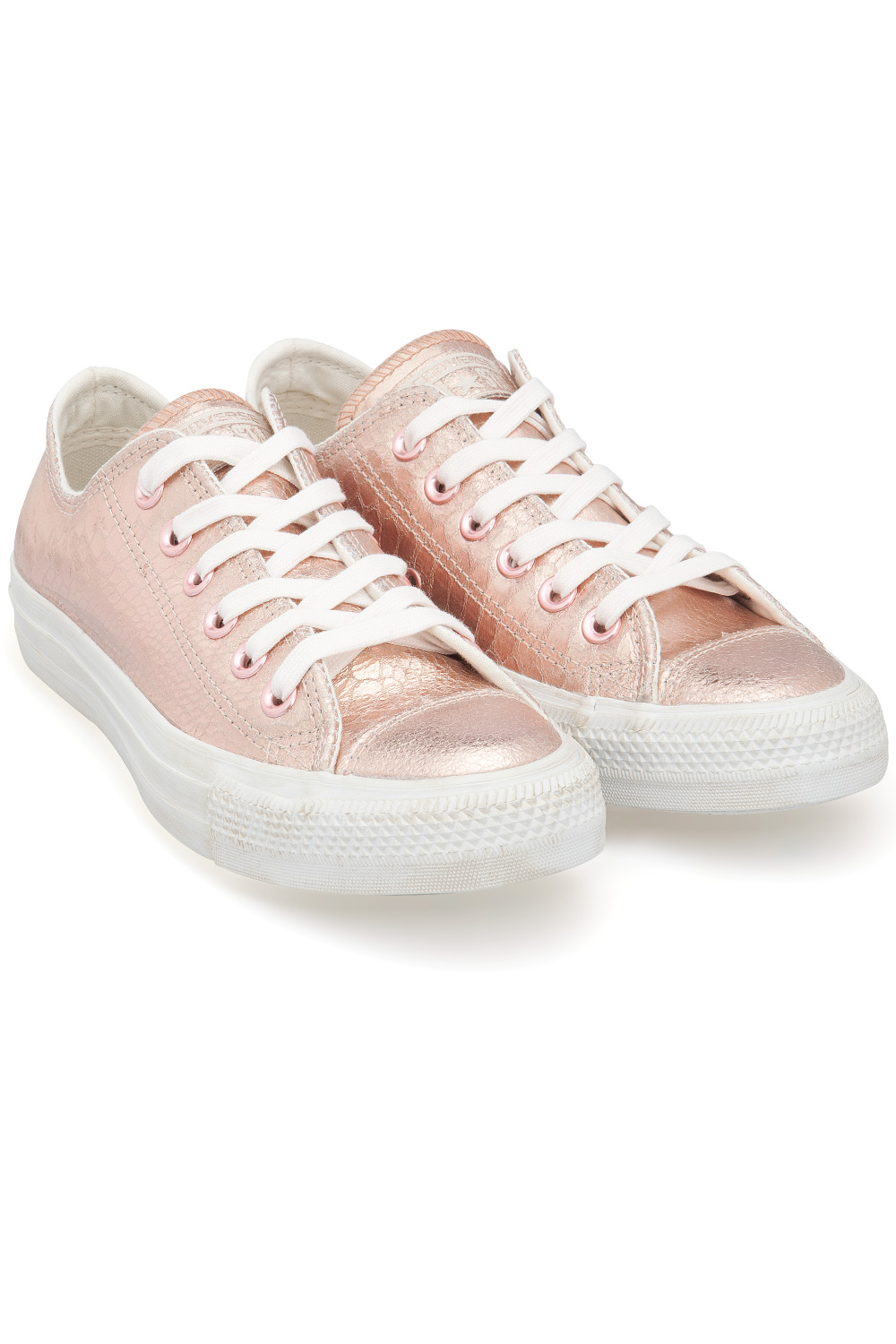converse chuck taylor rose gold