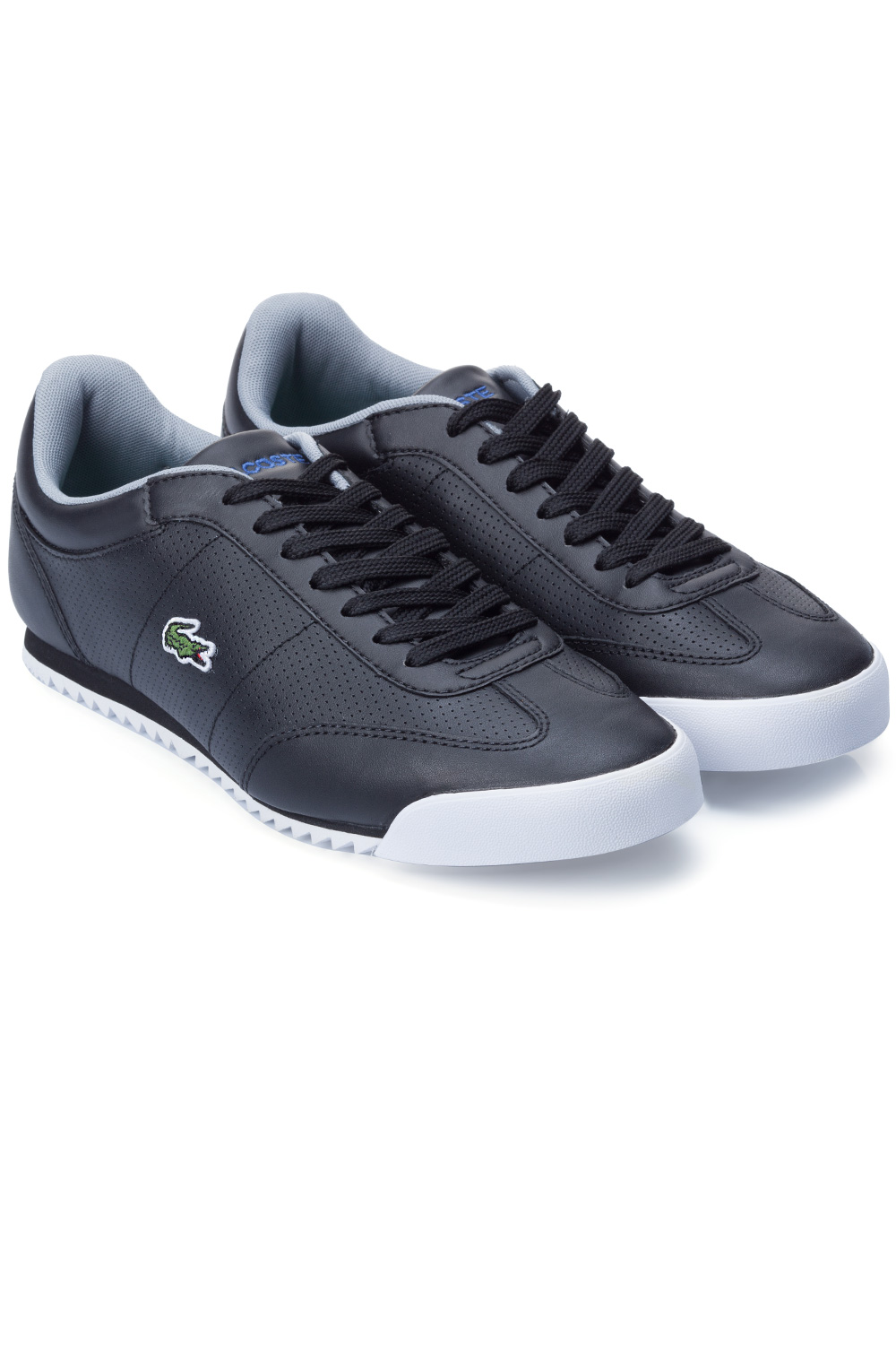 Black365ist Trainers Romeau Lacoste Lacoste Grv wPkn80OX