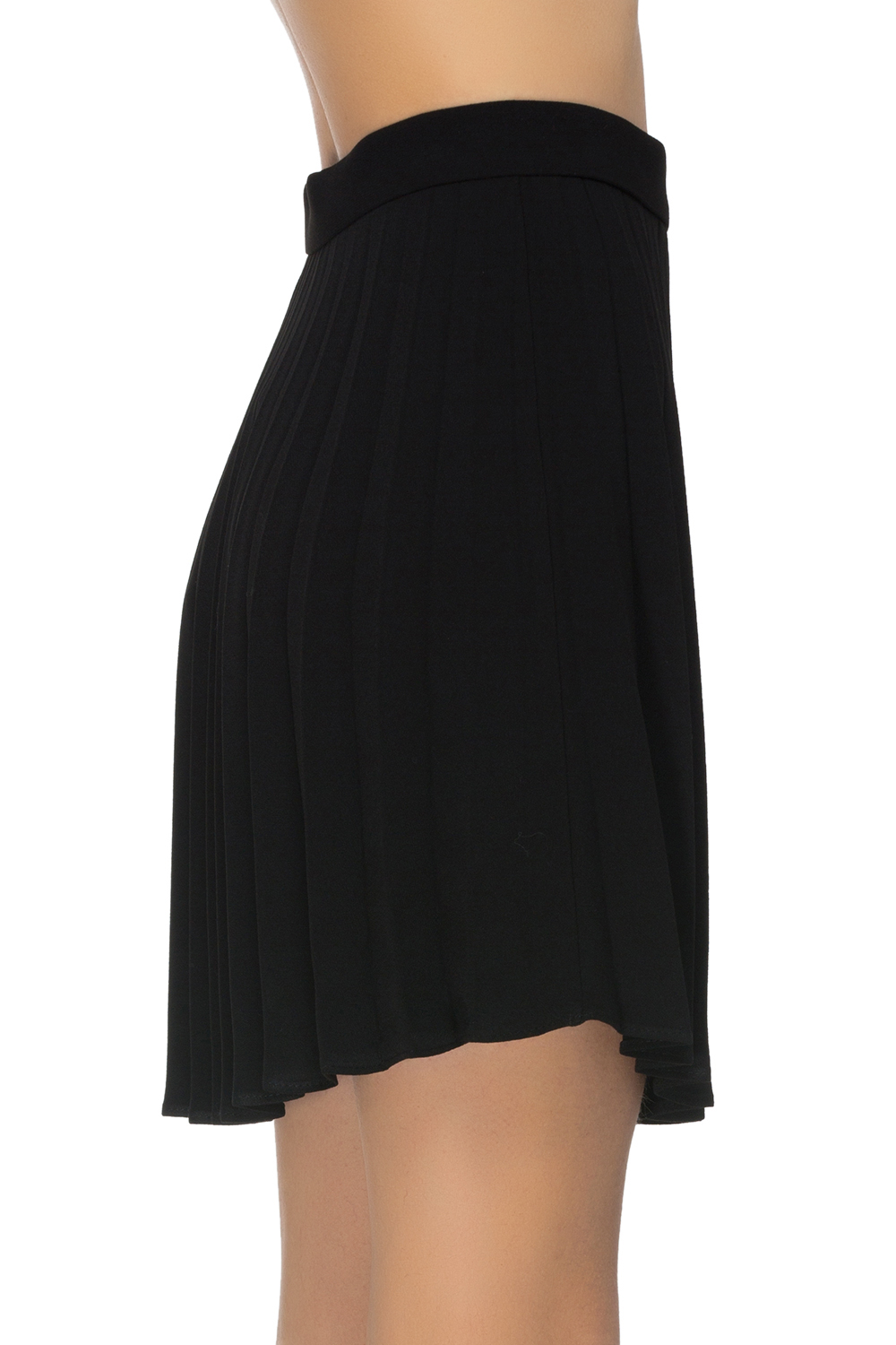 WOMEN HIGH-WAIST CREPE PLEATED SKIRT is rated out of 5 by Rated 2 out of 5 by Jabeen from Maintenance issue So, I bought this pleated skirt because I loved the pleated design/5(38).