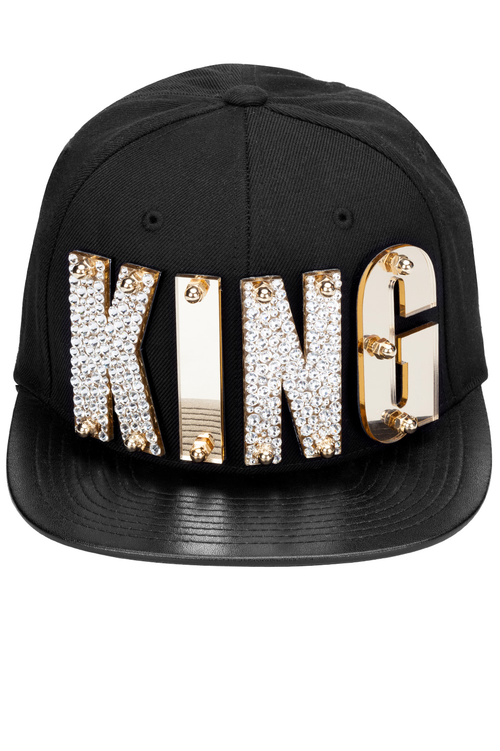 rich kids king cap black 365ist