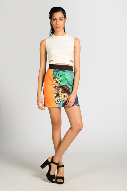 milly-mini-pencil-skirt-multicolor