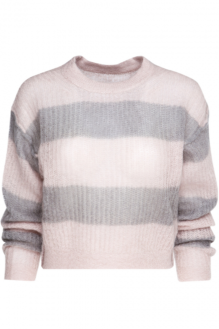 mm6-maison-martin-margiela-striped-crop-sweater-pembe-gri