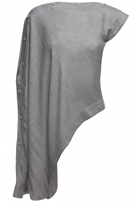 mm6-maison-martin-margiela-button-detail-blouse-grey