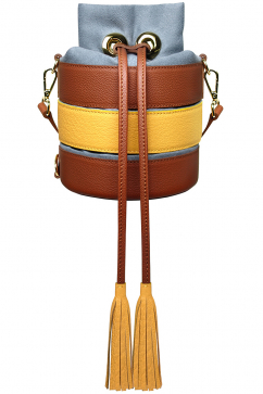 and333-accordion-multicolor-dark-camel-shoulder-bag-dark-camel