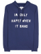 zoe-karssen-happy-when-it-rains-sweatshirt-mavi