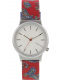 komono-red-paisley-watch-red