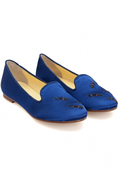chiara-ferragni-embroidered-ants-satin-loafers-blue