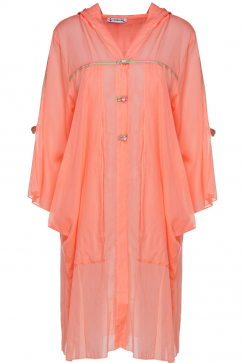 anchorage-salmon-small-hooded-button-detail-beach-tunic-somon