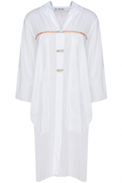 anchorage-white-small-hooded-button-detail-beach-tunic-white