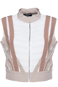 lou-design-studio-detailed-vest-brown-white