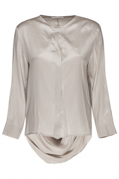 ipek-arnas-beige-silk-satin-draped-back-shirt-beige