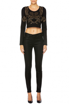 american-retro-johnny-cropped-top-black