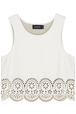 minkpink-steeping-up-laser-cut-out-blouse-white