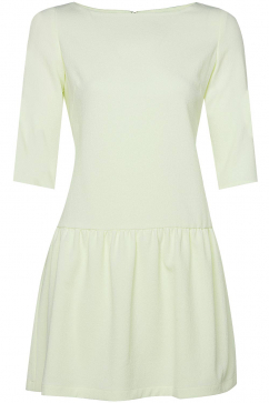 french-connection-tennis-drop-waist-dress-neon-sari