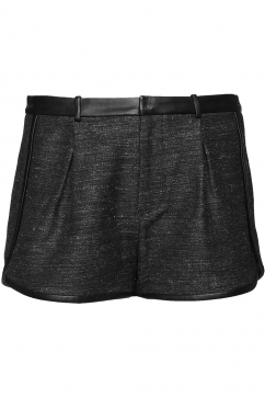 robert-rodriguez-tweed-and-leather-shorts-black