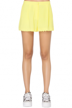 emma-cook-scallop-shorts-yellow