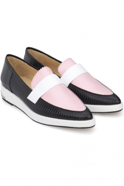 toga-pulla-colour-block-leather-loafer-multicolor
