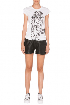 designers-remix-charlotte-eskildsen-leather-lace-shorts-black