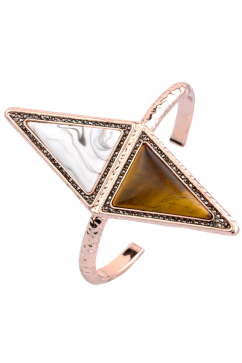 house-of-harlow-1960-isosceles-reflection-cuff-pembe-altin