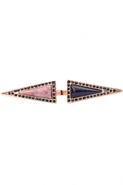 house-of-harlow-1960-isosceles-reflection-ring-lacivert-pembe