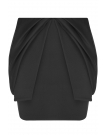 amaya-arzuaga-layered-skirt-black