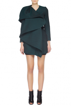 amaya-arzuaga-frill-collar-detail-coat-green