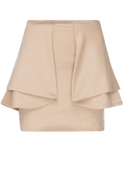amaya-arzuaga-layered-skirt-beige