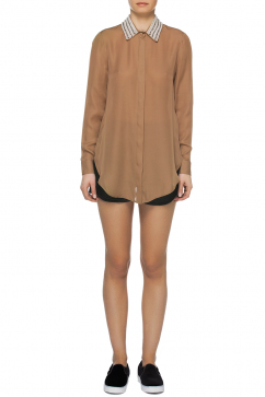 haute-hippie-long-sleeve-blouse-with-embroidery-collar-beige