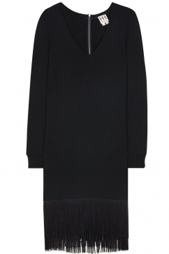 haute-hippie-sweatshirt-dress-with-black-fringe-black