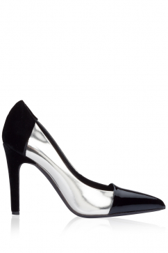 giambattista-valli-deri-stiletto-siyah-lame
