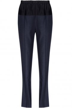 mm6-maison-martin-margiela-elastic-waistband-tailored-pants-lacivert-siyah
