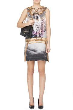 just-cavalli-digital-print-tunic-dress-multicolor