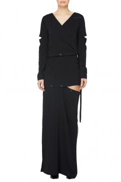 mm6-maison-martin-margiela-button-detail-maxi-dress-black
