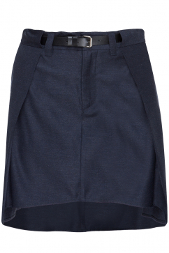 mm6-maison-martin-margiela-navy-belted-skirt-navy