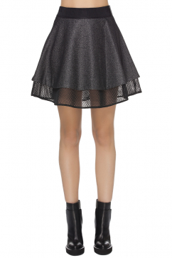 milly-multimedia-circle-skirt-black