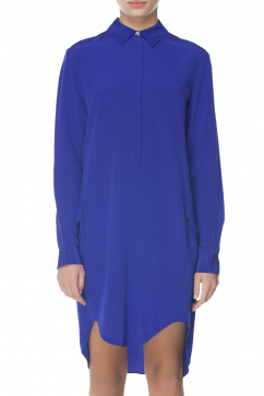 10-crosby-derek-lam-button-up-black-tunic-dress-blue
