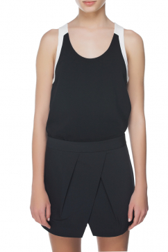 tibi-crossover-back-tank-black