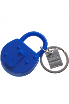 areaware-reality-keychain-lock-blue