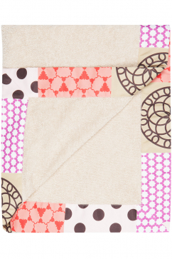 by-pinar-altug-border-detail-printed-beach-towel-beige