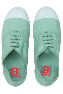 bensimon-colorsole-tennis-shoes-green