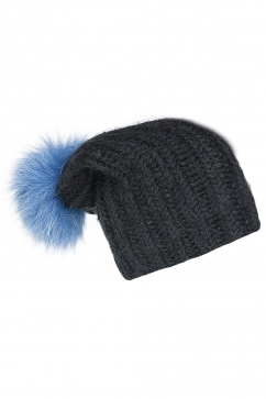 mynita-whisper-beanie-anthracite-light-blue