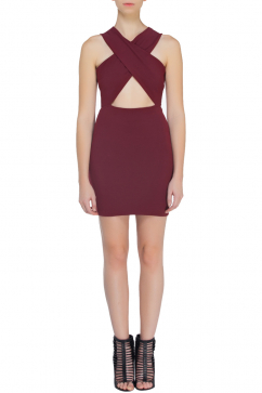 movom-twisted-burgundy-dress-burgundy