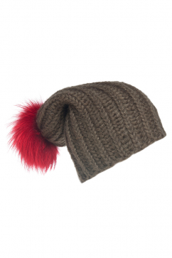 mynita-whisper-beanie-khaki-red