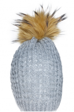 mynita-no-pain-pom-pom-beanie-light-grey-yellow