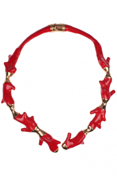 creart-ii-coral-necklace