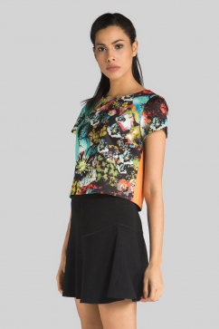 milly-digital-print-blouse-multicolor